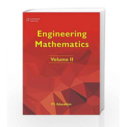 Engineering Mathematics - Vol. II by India CL Book-9788131523100