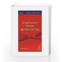 Organization Theory by Gortner Book-9788131506813