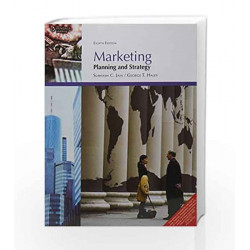 Marketing Planning and Strategy by Subash C. Jain | George T. Haley Book-9788131531778