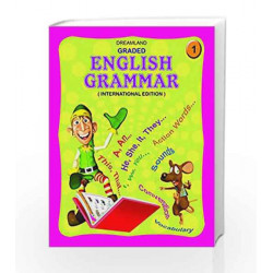 Graded English Grammar - Part 1 by Dreamland Publications Book-9781730140785