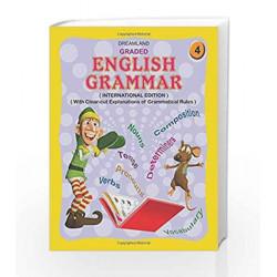 Graded English Grammar - Part 4 by Dreamland Publications Book-9781730141089
