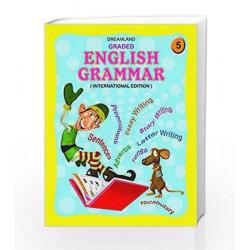 Graded English Grammar - Part 5 by Dreamland Publications Book-9781730141164