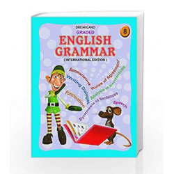 Graded English Grammar - Part 8 by Dreamland Publications Book-9781730141409