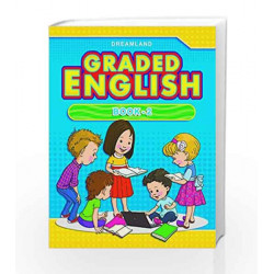 Graded English - Part 2 by Dreamland Publications Book-9781730126604