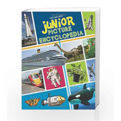Junior Picture Encyclopedia by Dreamland Publications Book-9789350892954