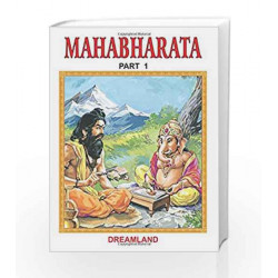 Mahabharata - Part 1 by Dreamland Publications Book-9781730104046