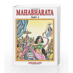 Mahabharata - Part 5 by Dreamland Publications Book-9781730104473