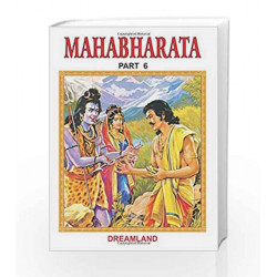 Mahabharata - Part 6 by Dreamland Publications Book-9781730104558