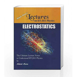 Lectures on IIT-JEE Physics ELECTROSTATICS (OLD EDITION) (OLD EDITION) by Gkp Book-9788183551588