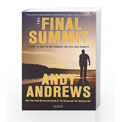 The Final Summit by ANDY ANDREWS Book-9788184952346