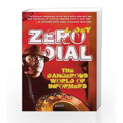 Zero Dial by J. Dey Book-9788184950823