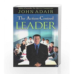 The Action-Centred Leader by John Adair Book-9788172241025