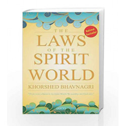 The Laws of the Spirit World by Khorshed Bhavnagri Book-9788179929858