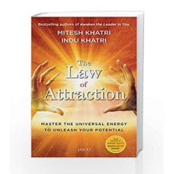Law of Attraction by Mitesh Khatri Book-9788184958362