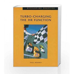 Turbo-charging the HR Function (Developing Practice) by Paul Mooney Book-9788179924877