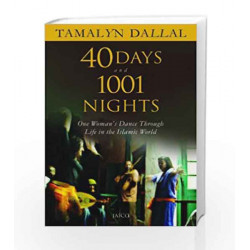 40 Days and 1001 Nights by Tamalyan Dallal Book-9788179928523