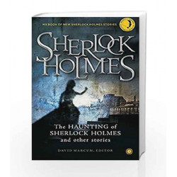 The Haunting of Sherlock Holmes and Other Stories by David Marcum Book-9788184958836