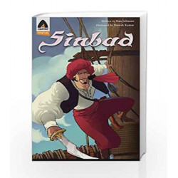 Sinbad: The Legacy: A Graphic Novel (Campfire Graphic Novels) by - Book-9788190751551