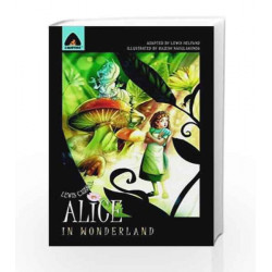 Alice in Wonderland: The Graphic Novel (Campfire Graphic Novels) by - Book-9789380028231