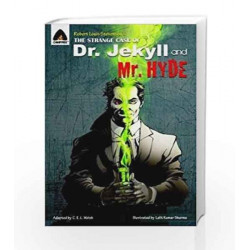 The Strange Case of Dr Jekyll and Mr Hyde: The Graphic Novel (Campfire Graphic Novels) by CEL Welsh Book-9789380028491