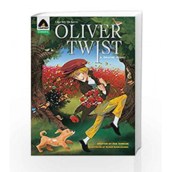 Oliver Twist: The Graphic Novel (Campfire Graphic Novels) by Dan Johnson Book-9789380028569