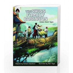 The Swiss Family Robinson: The Graphic Novel (Campfire Graphic Novels) by AMIT PAYAL Book-9789380028477