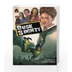 The Dusk Society (Original) by JONES Book-9788190782968