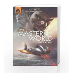 The Master of the World (Classics) by Dale Mettam Book-9788190696340