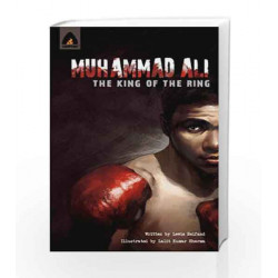 Muhammad Ali: The King of the Ring(Graphic Novel) (Heroes) by Lewis Helfand Book-9789380741048