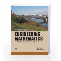 A Textbook of Engineering Mathematics - Sem I by N.P. Bali Book-9788131805534