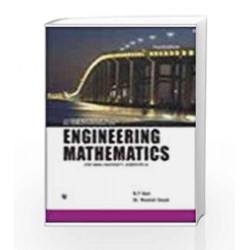A Textbook of Engineering Mathematics - Sem II by N.P. Bali Book-9789380386669