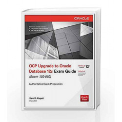 OCP Upgrade to Oracle Database 12c Exam Guide (Exam 1Z0 - 060) by ALAPATI Book-9789339218119