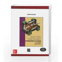 Electric Machinery by A Fitzgerald Book-9780070530393