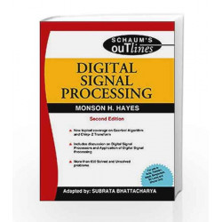 DIGITAL SIGNAL PROCESSING: Second Edition by Monson Hayes Book-9780070153868