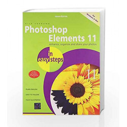 Photoshop Elements - 11 by Nick Vandome Book-9789351343097