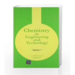 Chemistry in Engineering and Technology - Vol.1 by J. Kuriacose Book-9780074517352