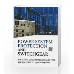Power System Protection & Switchgear 1st Edition by Bhuvanesh Oza Book-9780070671188