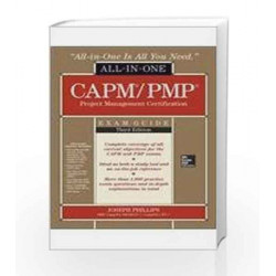 CAPM/PMP Project Management Certification All-In-One Exam Guide by Phillips Book-9789351344735