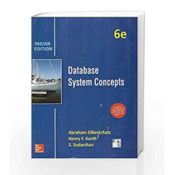 Database System Concepts by Silberschatz Book-9789332901384