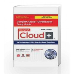 CompTIA Cloud + Certification Study Guide (Exam CV0-001) by Stammer Book-9789351344766