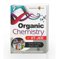 Organic Chemistry for IIT - JEE by Francis Carey Book-9781259000935