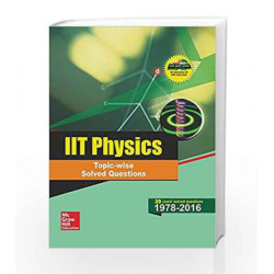 IIT Physics Topic-Wise Solved Questions by N.K. Bajaj Book-9789352602377