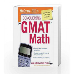 Mcgraw - Hill's Conquering the Gmat Math by Robert Moyer Book-9780070670990