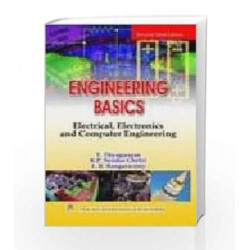 Engineering Basics: Electrical, Electronics and Computer Engineering by T. Thyagarajan Book-9788122412741