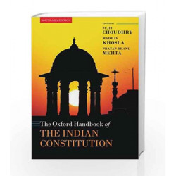 The Oxford Handbook of the Indian Constitution by 0 Book-9780198787334