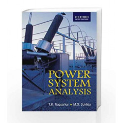 Power Systems Analysis (Oxford Higher Education) by NAGASARKAR Book-9780195684513