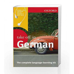 Oxford Take Off in German (CD-ROM) by Oxford University Press Book-9780199534395