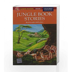 Jungle Book of Stories by Rudyard Kipling Book-9780195616422