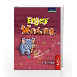 Enjoy Writing Class 7 by S.K. Ram Book-9780198068013