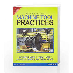 Machine Tools Practice by Meyer/ Curran Book-9789332550032